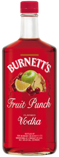 Burnett's Vodka Fruit Punch 1.00l
